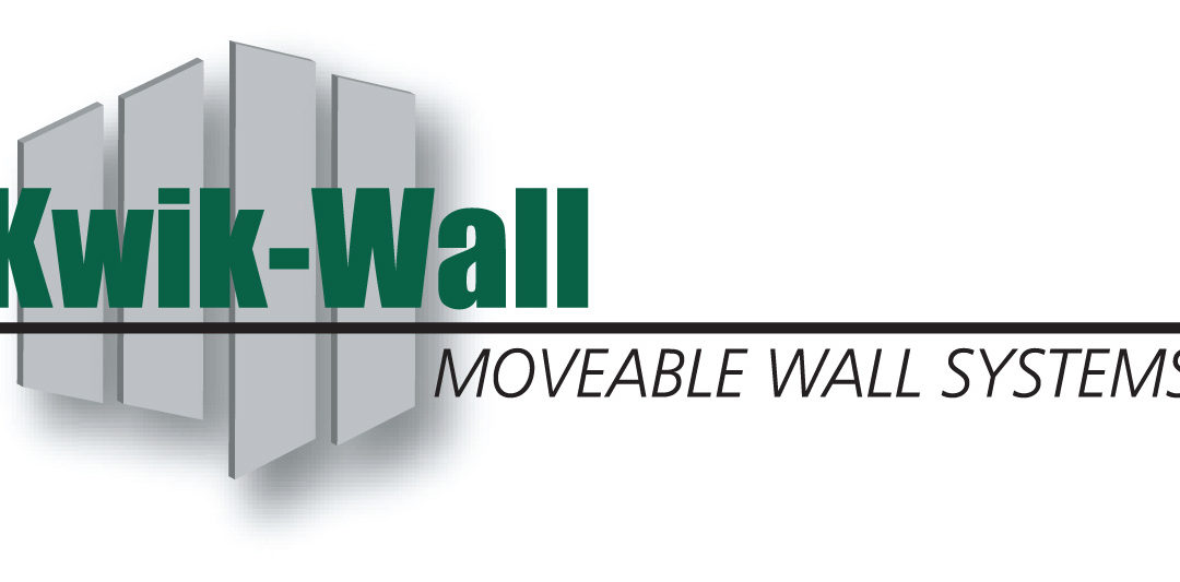 Kwik-Wall offers 180 color options for their Operable Wall products